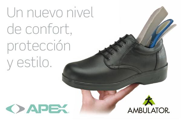 calzados apex diabeticos